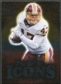 2009 Upper Deck Icons NFL Icons Silver #ICCC Chris Cooley /450