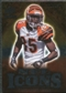 2009 Upper Deck Icons NFL Icons Silver #ICCJ Chad Ocho Cinco Johnson /450