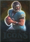 2009 Upper Deck Icons NFL Icons Silver #ICDG David Garrard /450