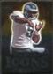 2009 Upper Deck Icons NFL Icons Silver #ICDM Donovan McNabb /450