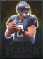 2009 Upper Deck Icons NFL Icons Silver #ICMK Matt Hasselbeck /450