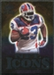 2009 Upper Deck Icons NFL Icons Silver #ICML Marshawn Lynch /450