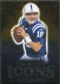 2009 Upper Deck Icons NFL Icons Silver #ICPM Peyton Manning /450