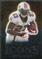 2009 Upper Deck Icons NFL Icons Silver #ICRR Ronnie Brown /450