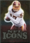 2009 Upper Deck Icons NFL Icons Gold #ICCC Chris Cooley /199