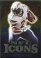2009 Upper Deck Icons NFL Icons Gold #ICLT LaDainian Tomlinson /199