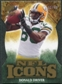 2009 Upper Deck Icons NFL Icons Die Cut #ICDD Donald Driver /40