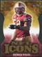 2009 Upper Deck Icons NFL Icons Die Cut #ICPW Patrick Willis /40