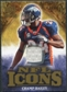 2009 Upper Deck Icons NFL Icons Jerseys #ICCB Champ Bailey /299
