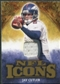 2009 Upper Deck Icons NFL Icons Jerseys #ICJC Jay Cutler /299
