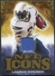 2009 Upper Deck Icons NFL Icons Jerseys #ICLT LaDainian Tomlinson /299