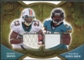 2009 Upper Deck Icons NFL Reflections Jerseys #RFBJ Maurice Jones-Drew Ronnie Brown /99