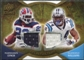 2009 Upper Deck Icons NFL Reflections Jerseys #RFLW DeAngelo Williams Marshawn Lynch /99