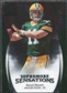 2009 Upper Deck Icons Sophomore Sensations Silver #SSBB Brian Brohm /450