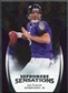 2009 Upper Deck Icons Sophomore Sensations Silver #SSJF Joe Flacco /450
