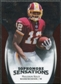 2009 Upper Deck Icons Sophomore Sensations Silver #SSMK Malcolm Kelly /450