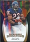 2009 Upper Deck Icons Sophomore Sensations Gold #SSMF Matt Forte /130