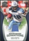2009 Upper Deck Icons Sophomore Sensations Jerseys #SSCJ Chris Johnson /299