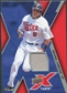 2009 Upper Deck X Memorabilia #CU Michael Cuddyer