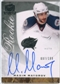 2008/09 Upper Deck The Cup #64 Maxim Mayorov Autograph /199