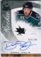 2008/09 Upper Deck The Cup #73 Derek Joslin RC Autograph /199