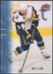 2009/10 Fleer Ultra Ice Medallion #16 Thomas Vanek /100