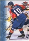 2009/10 Fleer Ultra Ice Medallion #63 David Booth /100