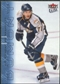 2009/10 Fleer Ultra Ice Medallion #84 J.P. Dumont /100