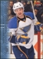 2009/10 Fleer Ultra Ice Medallion #127 Brad Boyes /100