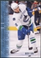 2009/10 Fleer Ultra Ice Medallion #153 Steve Bernier /100