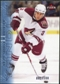 2009/10 Fleer Ultra Ice Medallion #165 Keith Yandle /100