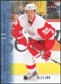 2009/10 Fleer Ultra Ice Medallion #187 Niklas Kronwall /100