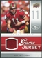 2009 Upper Deck Game Jersey #GJAS Alex Smith