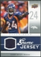 2009 Upper Deck Game Jersey #GJCB Champ Bailey