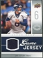 2009 Upper Deck Game Jersey #GJJC Jay Cutler