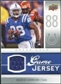 2009 Upper Deck Game Jersey #GJMH Marvin Harrison