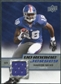 2009 Upper Deck Rookie Jersey #RJHN Hakeem Nicks