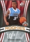 2009/10 Upper Deck SP Game Used #104 Brandon Jennings RC /399