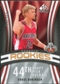 2009/10 Upper Deck SP Game Used #105 Chase Budinger RC /399