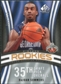 2009/10 Upper Deck SP Game Used #106 DaJuan Summers RC /399