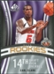 2009/10 Upper Deck SP Game Used #114 Earl Clark RC /399