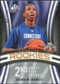 2009/10 Upper Deck SP Game Used #117 Hasheem Thabeet RC /399