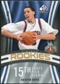 2009/10 Upper Deck SP Game Used #124 Austin Daye RC /399