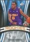 2009/10 Upper Deck SP Game Used #126 Marcus Thornton RC /399