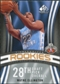 2009/10 Upper Deck SP Game Used #142 Wayne Ellington RC /399