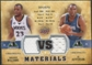 2009/10 Upper Deck VS Dual Materials #VSJW Al Jefferson Shelden Williams /570