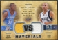 2009/10 Upper Deck VS Dual Materials #VSKD Jason Kidd Kevin Durant /570