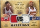 2009/10 Upper Deck VS Dual Materials #VSMT Corey Maggette Tyrus Thomas /570