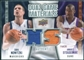 2009/10 Upper Deck Game Materials Dual #DGNS Amare Stoudemire Dirk Nowitzki