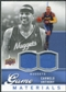 2009/10 Upper Deck Game Materials #GJCA Carmelo Anthony /550